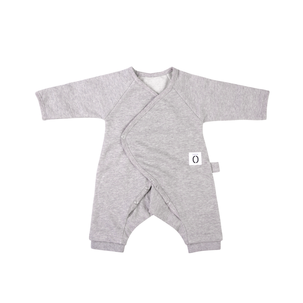 Lounger Natural Grey