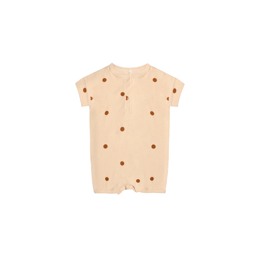 Romper Dots Terry