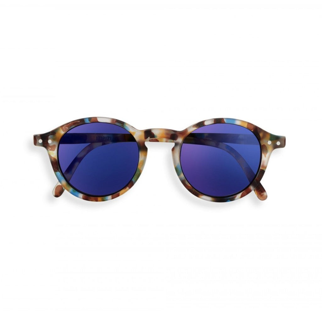 Gafas IZIPIZI Sun Junior Blue Tortoise mirror