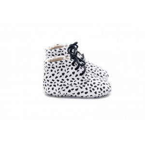Zapatos Speckle White