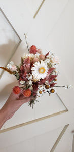 Everlasting Flower Boquet Blush