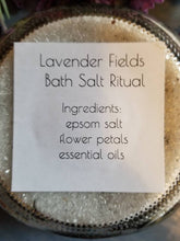 Load image into Gallery viewer, Lavender Ritual Bath