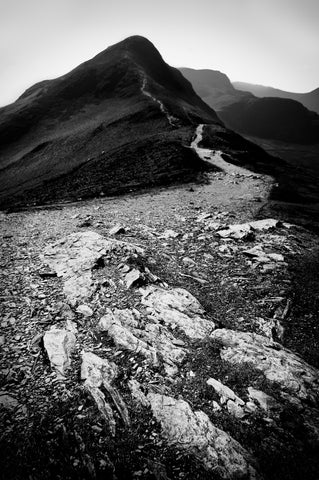 Cat Bells Black and White