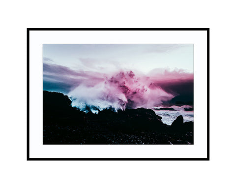 Candy WavePhotograph Print Landscape Photography Wall Art by Danscape
