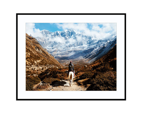 ChuluPhotograph Print Landscape Photography Wall Art by Danscape