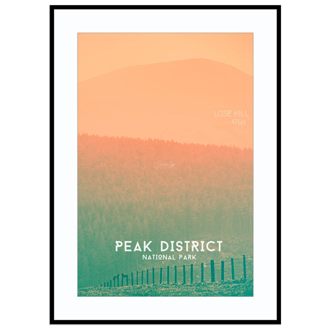 Peak District Posters