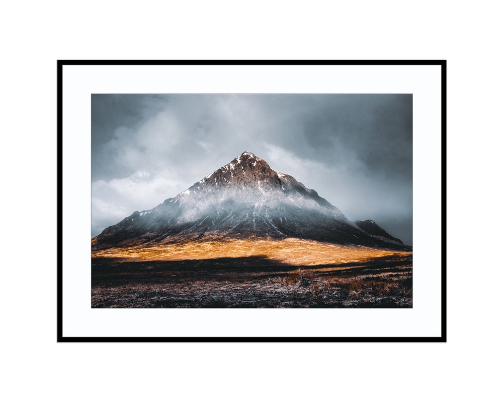 Mountain of the MindPhotograph Print Landscape Photography Wall Art by Danscape