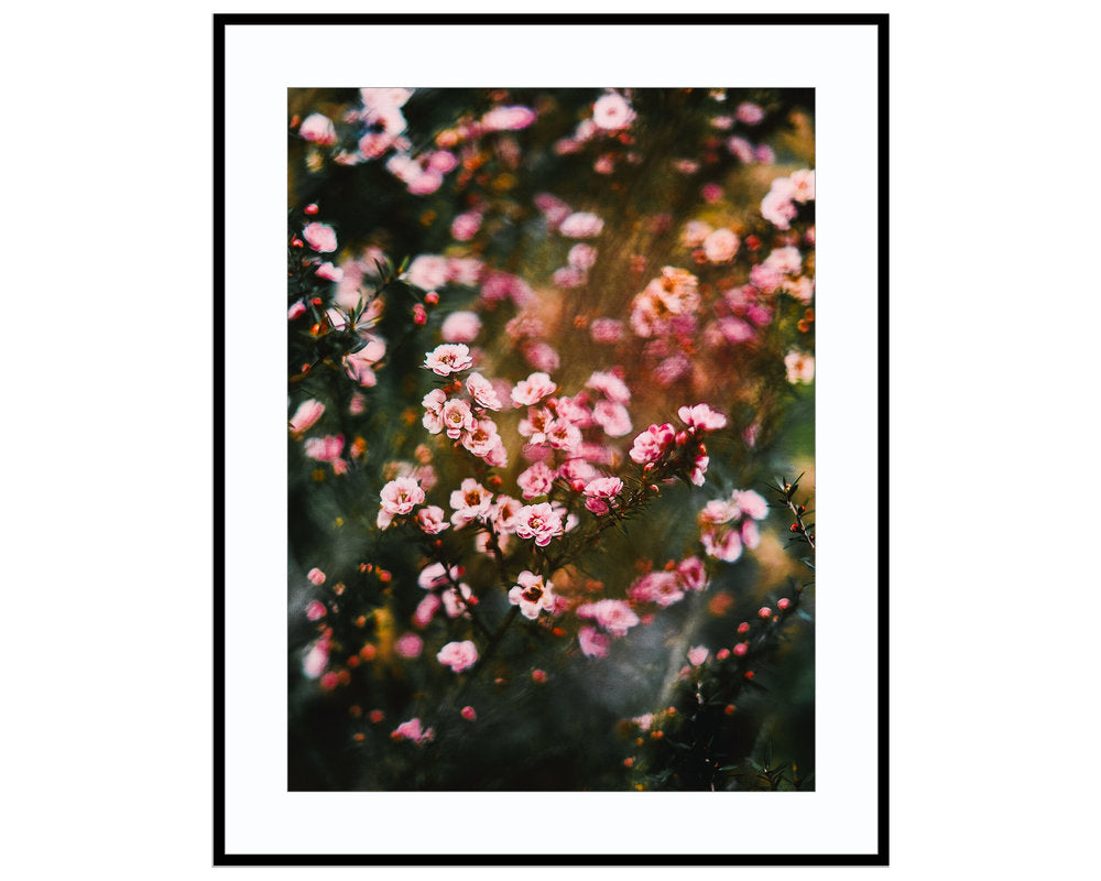 PinkaturePhotograph Print Landscape Photography Wall Art by Danscape