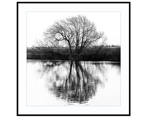 ReflectionsPhotograph Print Landscape Photography Wall Art by Danscape
