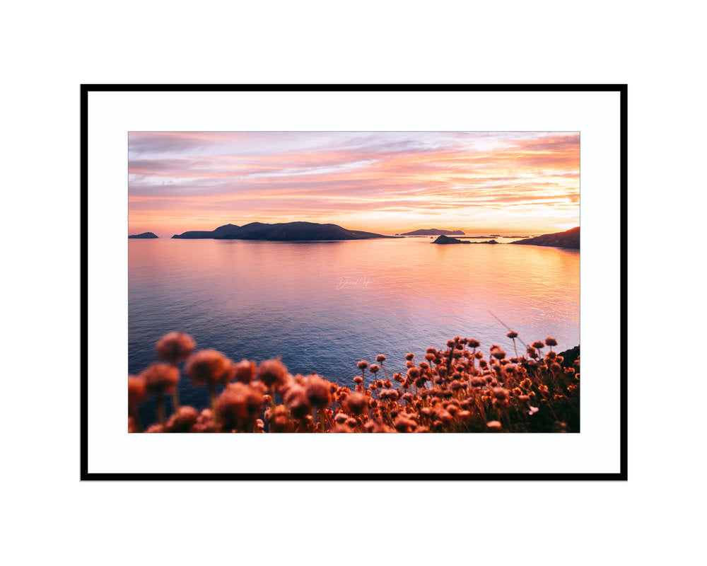 Slea HeadPhotograph Print Landscape Photography Wall Art by Danscape