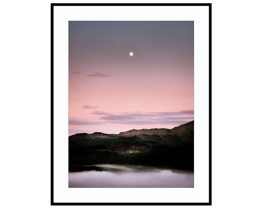 Worlds ApartPhotograph Print Landscape Photography Wall Art by Danscape