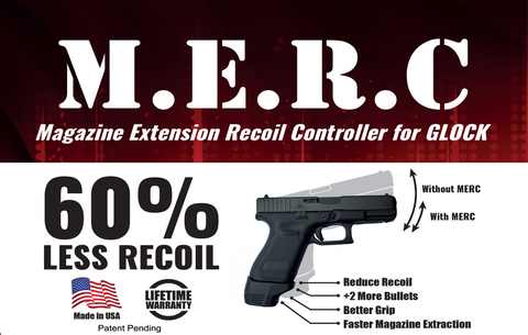 MERC Magazine Extension Recoil Control