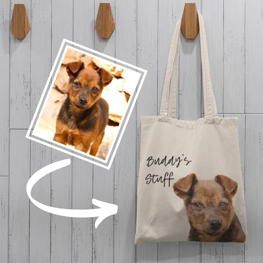 GoodBarks Doggy Tote Bag - GoodBarks
