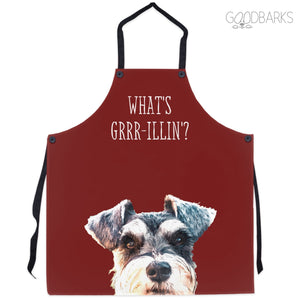 Goodbarks Personalized Apron - GoodBarks