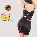 Volcanic Stone Panty Aviod Chafed Thighs + Waist Shaping Body Shaper for Women