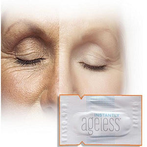 Ageless Anti-Aging Anti Wrinkle Eye Cream (1 set=50pieces )