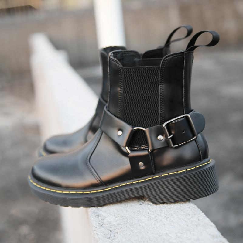 2019 New  British style boots