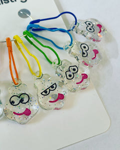 Caterpillar Stitch Markers - Charity