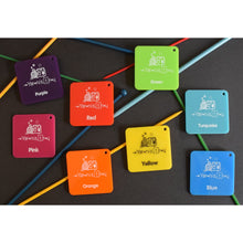 Scissor saver tags