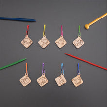 Cat stitch markers - new set!