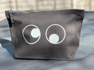 Googly Eye project bag