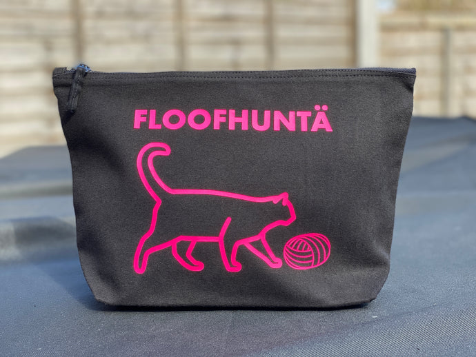 Floofhuntä project bag