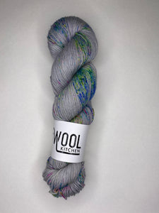 The Wool Kitchen - Space Jam -4ply - SW BFL/Nylon
