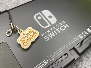 Animal Crossing Switch charm