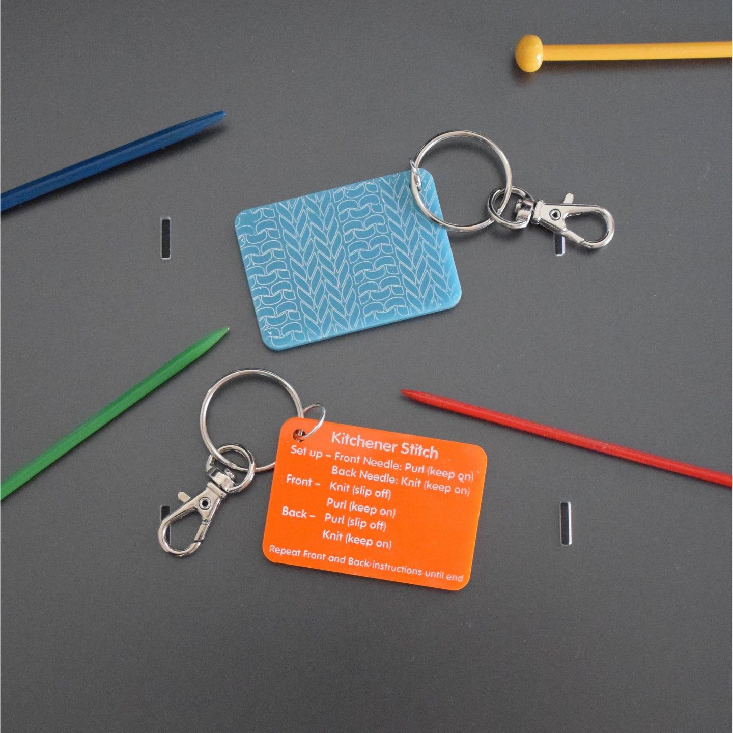 Kitchener reminder key ring