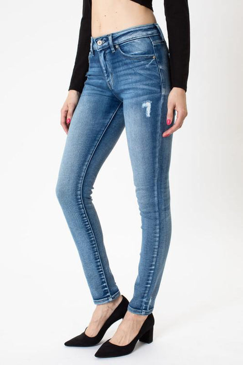 Rose Mid-Rise KanCan Jeans