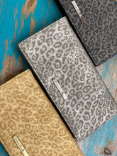 Load image into Gallery viewer, Luxe Leopard Wallet by Simply Noelle
