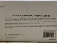Load image into Gallery viewer, Cucumber Makeup Remover Cleansing Tissues