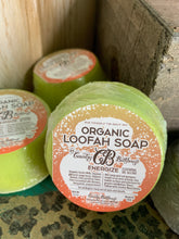 Load image into Gallery viewer, Loofah Soap