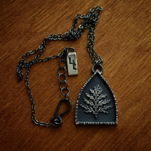 XFern Shrine Necklace