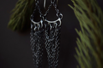 Overgrowth Dangle Earrings