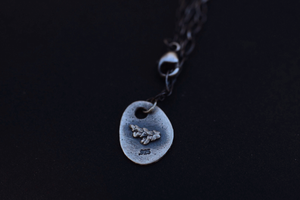 Opal Fern Necklace