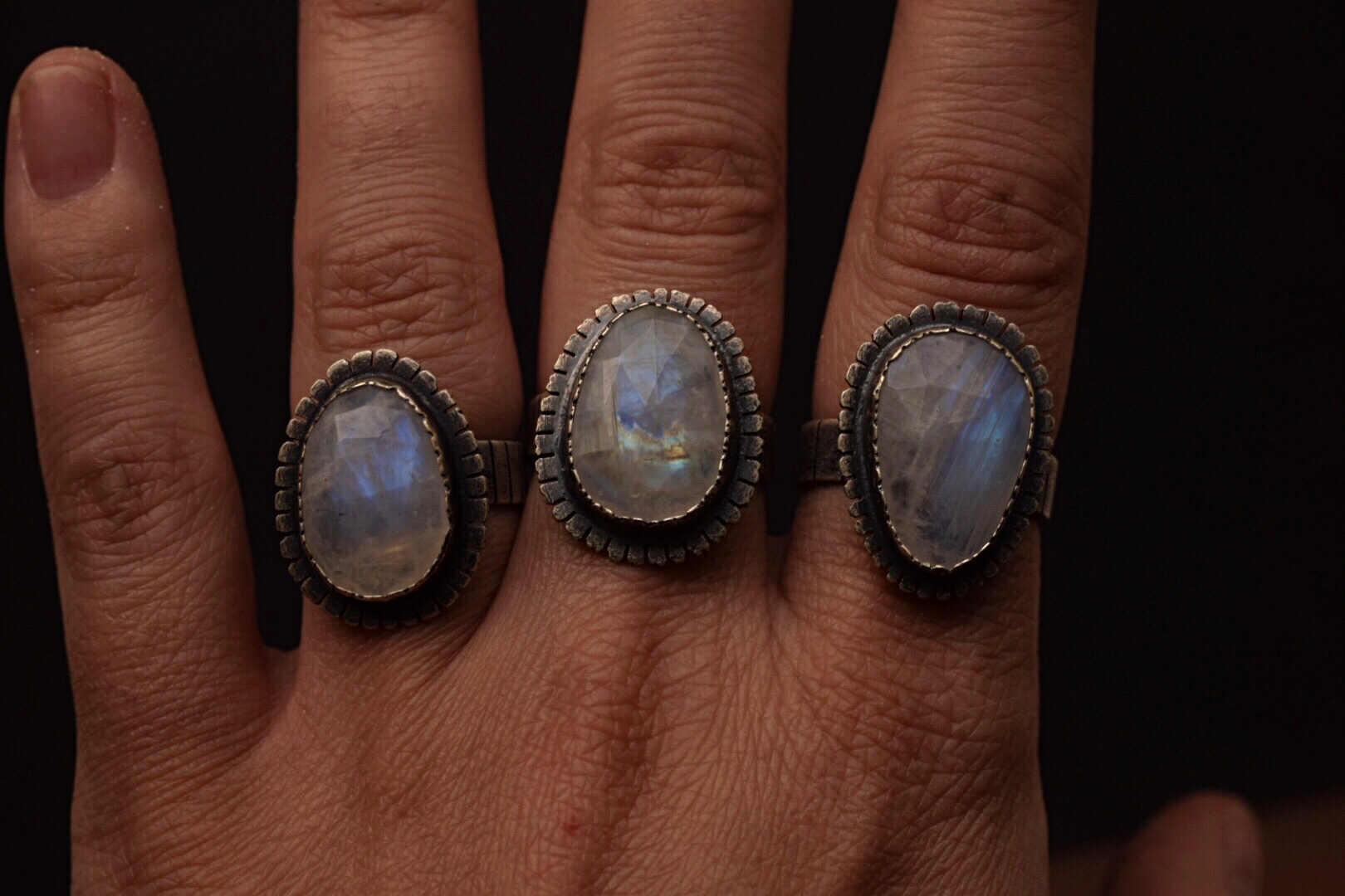 Apparition Rings