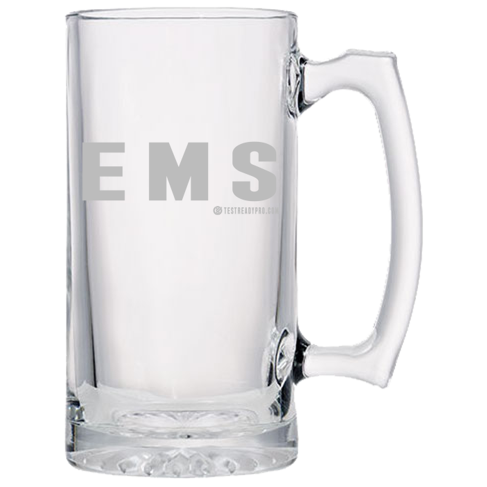 Test Ready Pro - EMS - Beer Mugs