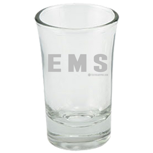 Test Ready Pro - EMS - Shot Glass