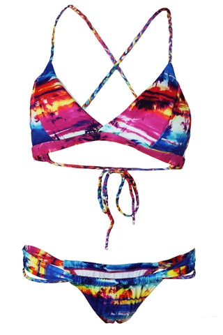 MerriElla Bikini Separates - Multi Colour