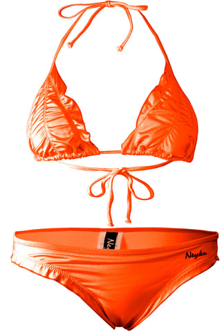 Vatera Bikini Separates Orange