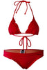 Vatera Bikini Separates Red