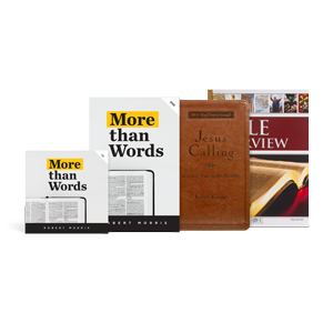 More Than Words Bundle