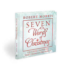 Seven Words of Christmas Book