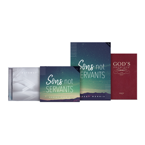 Sons Not Servants Bundle