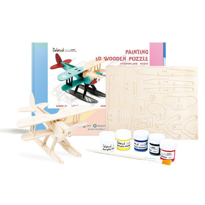 3D Painting Puzzle- Hydroplan 260