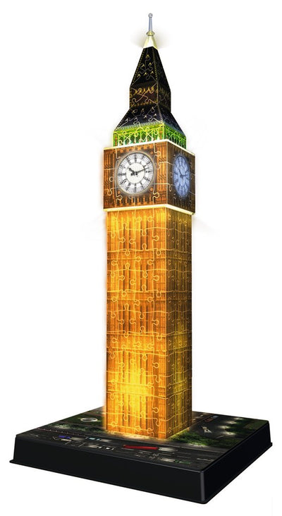 Ravensburger Big Ben - Night Edition 12588