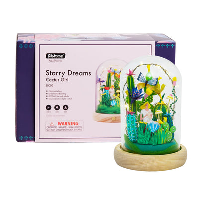 Starry Dreams Cactus Girl 03 $39.99    30%off
