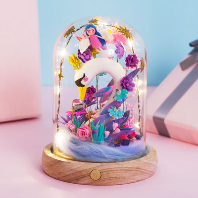 Starry Dreams Sleeping Swan 04 $39.99    30%off