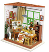 Dollhouse Kit- Ada's Studio W-103